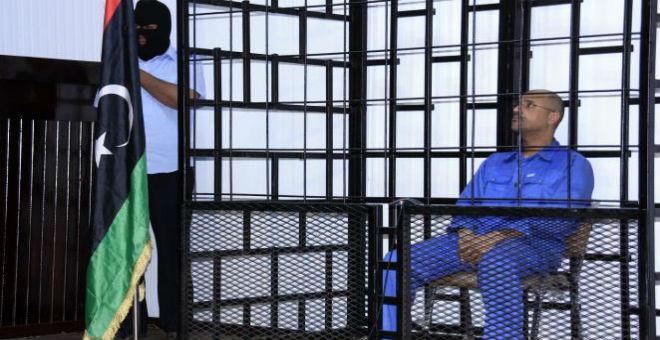 دفاع رموز القذافي: حكومة طرابلس لن تجازف بتنفيذ أحكام الإعدام
