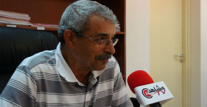 الطناني: نفكر في أولمبياد 2016 والجامعة تؤدي ضريبة إهمال الخلف