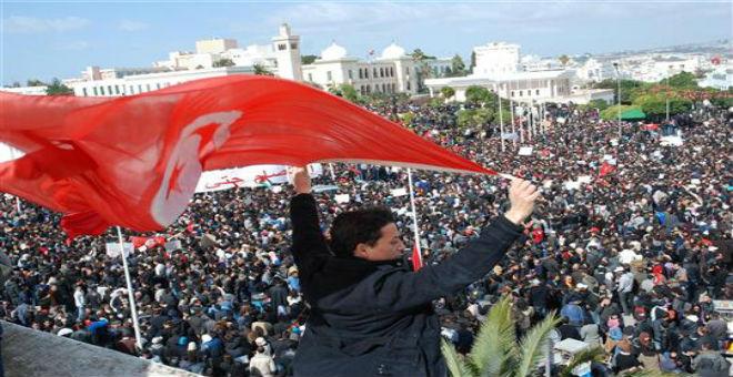 المرزوقي حول مظاهرة 12 غشت: