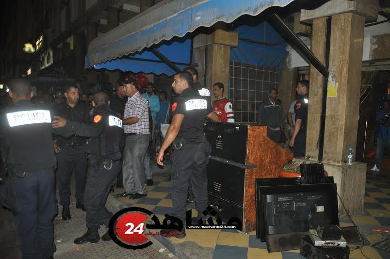 الصدفة تقود السلطات الأمنية  لاعتقال مروج للمخدرات مبحوث عنه!