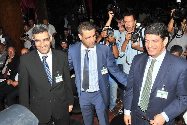 الباكوري يطيح بحيكر ويفوز برئاسة جهة الدار البيضاء سطات