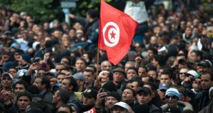 ذكرى الثورة التونسية