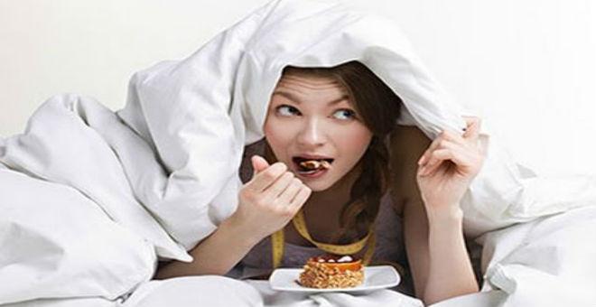 احذري هذه الأطعمة قبل النوم