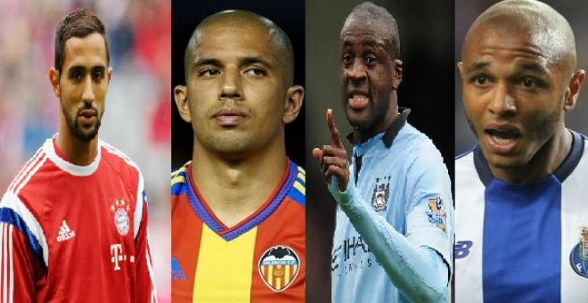 فيغولي وبراهيمي وبنعطية أبرز المرشحين لجائزة أفضل لاعب