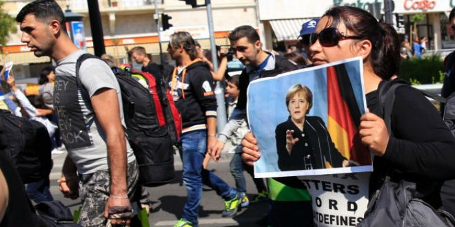 ألمانيا تشدد الإجراءات في حق المهاجرين غير الشرعيين