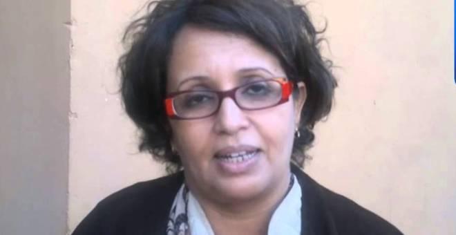 أمينة بن الشيخ تفوز بالجائزة التقديرية للثقافة الأمازيغية