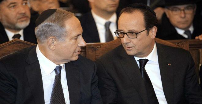 إسرائيل تحتج على فرنسا وتتهمها بدعم