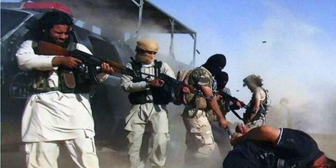 إعدام داعش