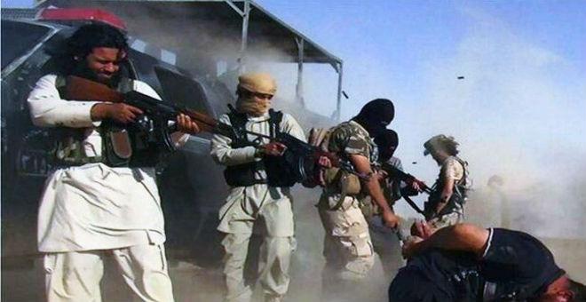إعدامات بالجملة في محاولة من داعش لوقف فرار أعضائها