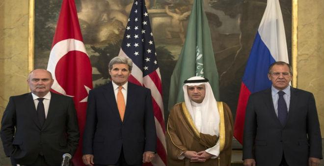 اجتماع فيينا لو يتوصل إلى اتفاق بخصوص مصير بشار الأسد