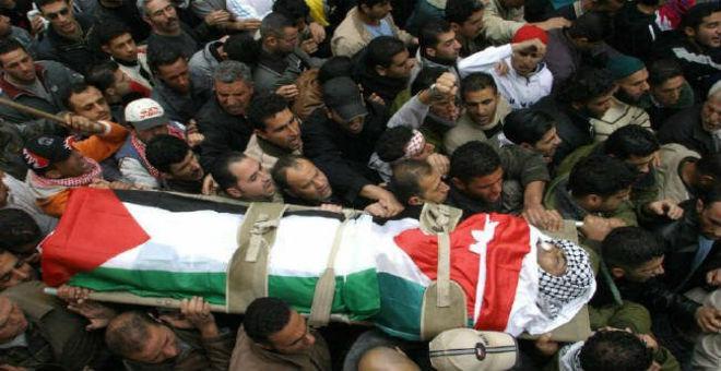ارتفاع حصيلة الشهداء الفلسطينيين إلى 38 منذ بداية أكتوبر