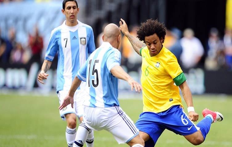 الشيلي أمام البرازيل : 2-0