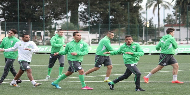 لاعبو الأولمبي الجزائري يخضعون لفحص المنشطات