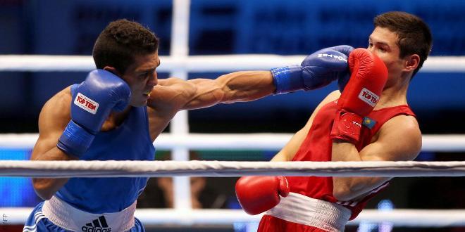 المغربي محمد ربيعي.. أول عربي يتوج ببطولة العالم في الملاكمة