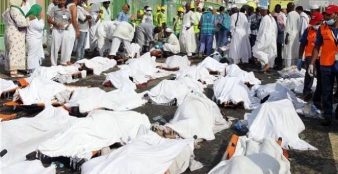 حصيلة جديدة لفاجعة منى..وفاة 19 حاجا و 19 مفقودا