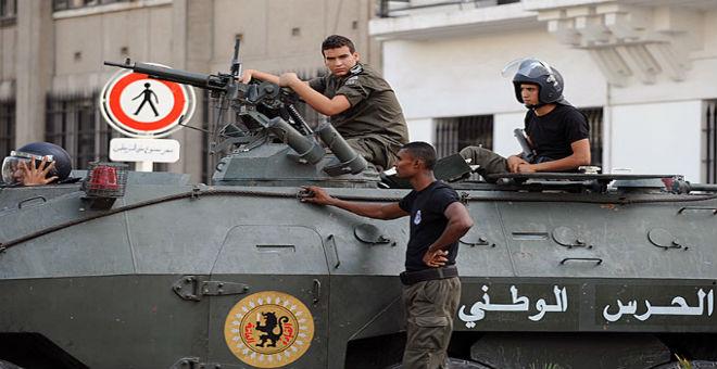 الحرس الوطني التونسي يصبح عضوا بمنظمة الدرك الأورومتوسطية