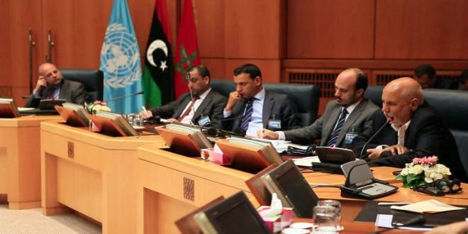 الحوار الليبي برعاية الأمم المتحدة
