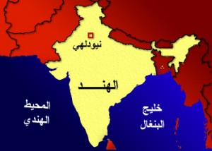 الخريطة
