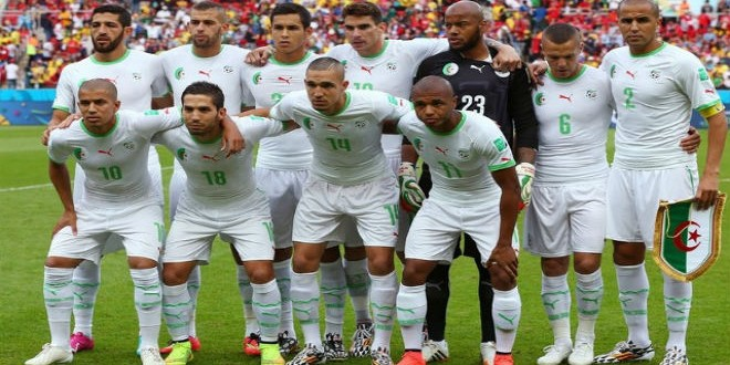 المنتخب الجزائري يسافر إلى تنزانيا بغيابات وازنة