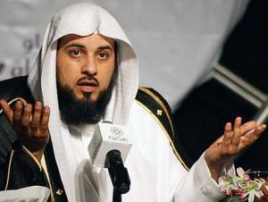 الداعية السعودي محمد العريفي