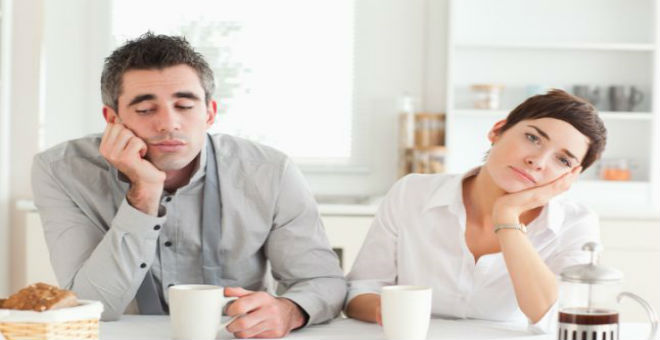 للرجل..خطوات سحرية للتعامل مع الزوجة المملة