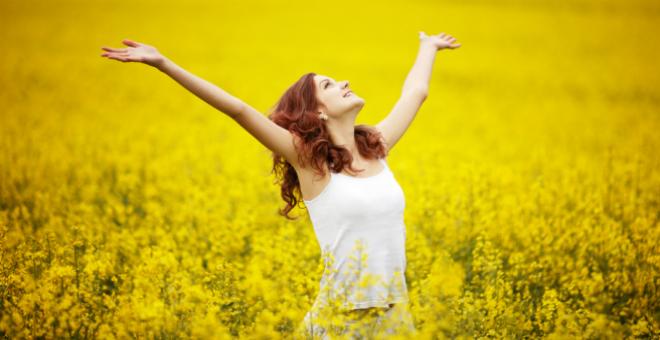 اكتشفوا أفضل الطرق التي تزيد من إفراز هرمون السعادة