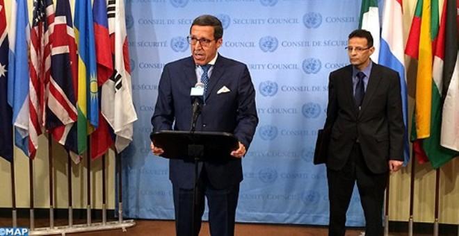 منع ممثل البوليساريو  من الحضور في اجتماع للمجموعة الإفريقية بالأمم المتحدة