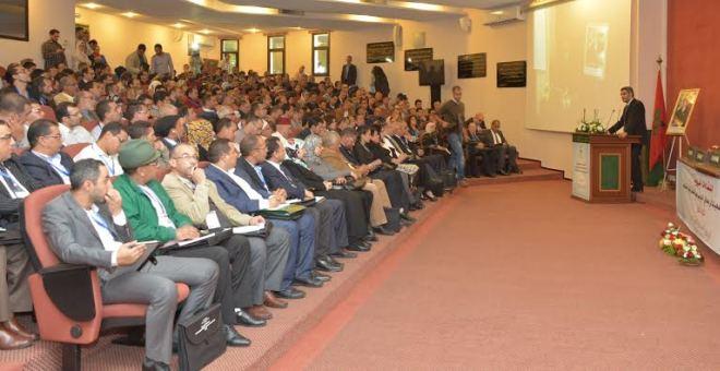 العماري يدعو الجمعيات المغربية إلى الرفع من قدراتها
