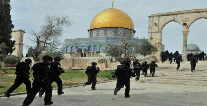 إسرائيل تعبر عن رفضها لإرسال قوات دولية لحماية القدس