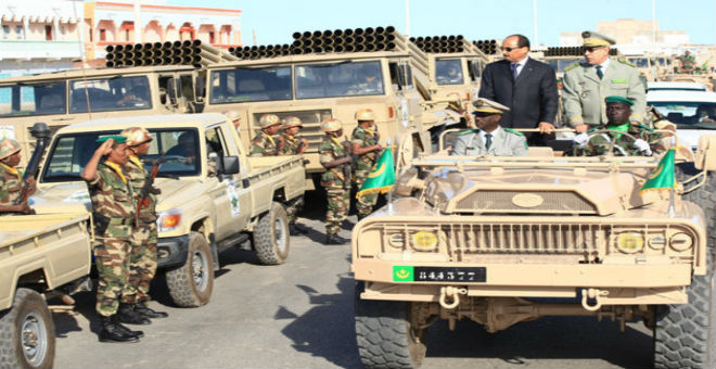 هل تنضم موريتانيا إلى التحالف العربي ضد الحوثيين في اليمن؟