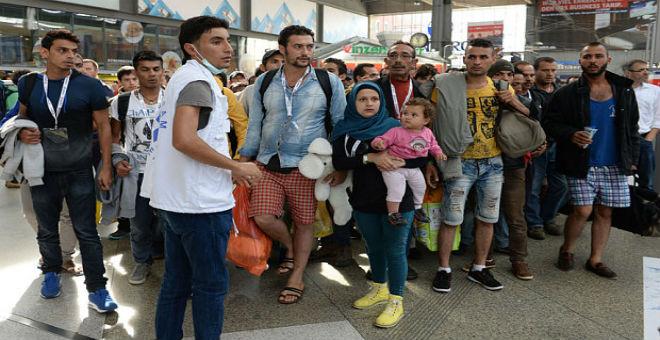 قمة أوروبية تركية لمنع تسلل اللاجئين