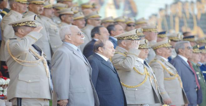 الجزائر: اللواء جمال مجذوب ممنوع من السفر خارج البلاد