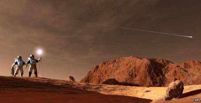 هذه الدولة العربية تطمح لإنشاء مدينة مصغرة على سطح كوكب المريخ !!