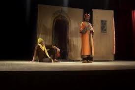 المسرح المغربي