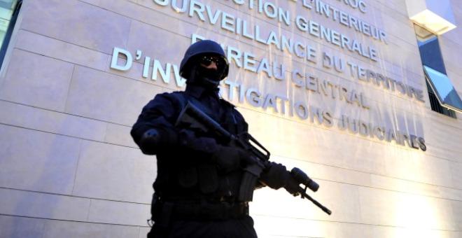 """تفكيك خلية من 7 أفراد خططت للالتحاق بـ""""داعش"""" بمساعدة البوليساريو"""