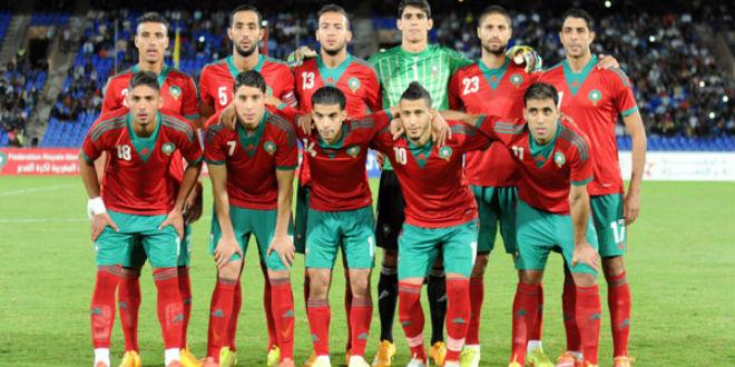 المنتخب المغربي يتعادل وديا أمام المنتخب الغيني