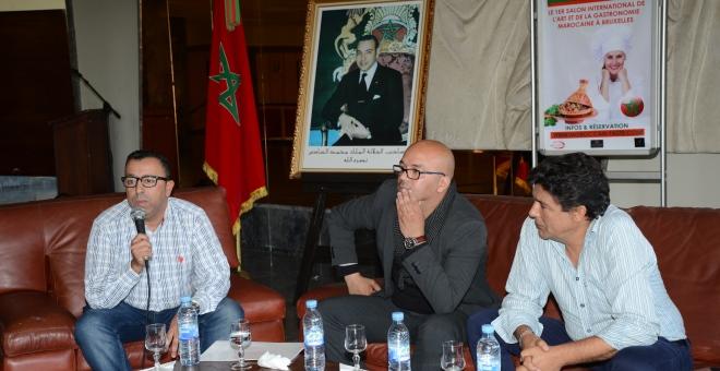 لأول مرة..معرض دولي للطبخ والفن المغربيين في بروكسيل