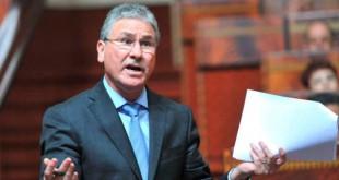الحسين الوردي، وزير الصحة