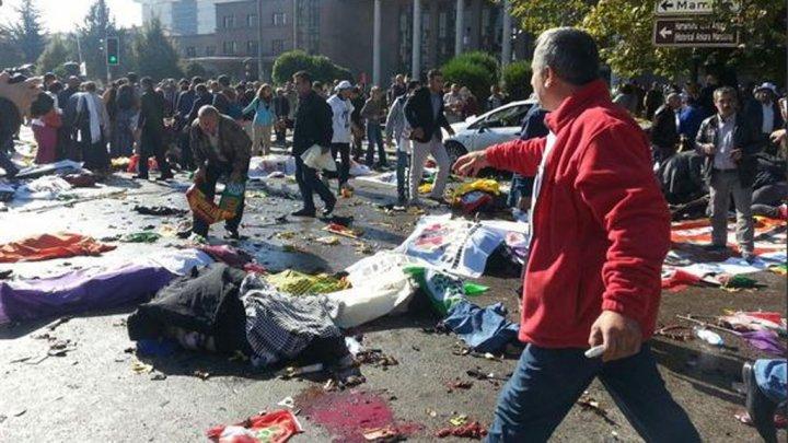 عاجل. انفجاران يهزان العاصمة التركية وسقوط أزيد من 20 قتيلا