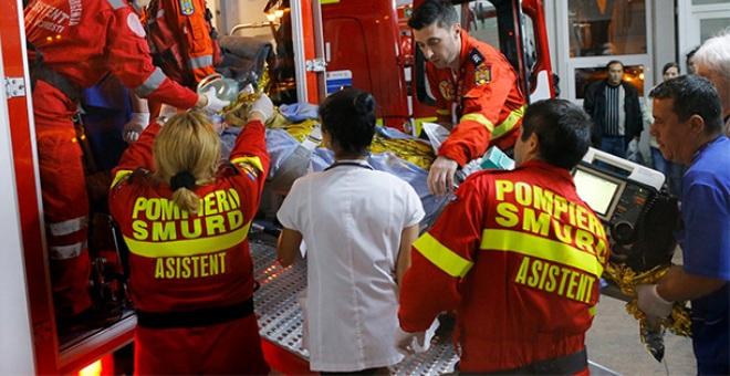 انفجار بملهى ليلي في بوخارست يسفر عن مقتل بعض رواده