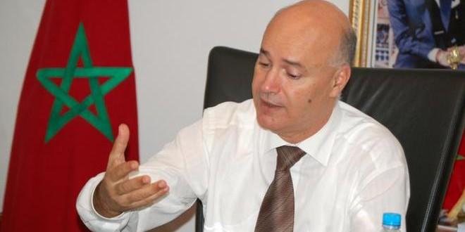 السيد انيس بيرو الوزير المكلف بالجالية المغربية في الخارج