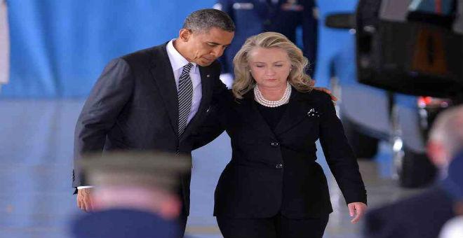كتاب يتهم أوباما وكلينتون بالتسبب في تحول ليبيا إلى معسكر للإرهاب