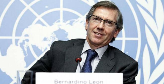 ليون يعلن عن حكومة التوافق الوطني الليبية