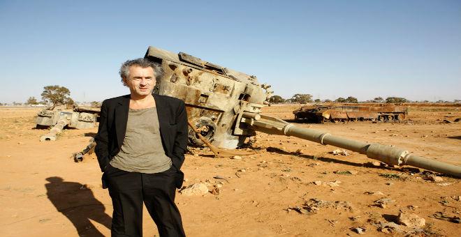 ماذا يقول برنار ليفي عن إسرائيل و