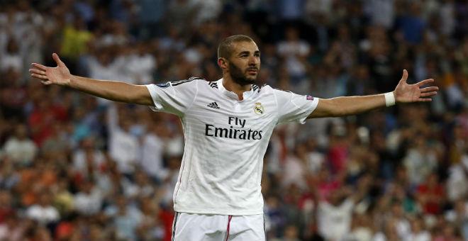 بنزيمة يعود لتعزيز خط هجوم ريال مدريد