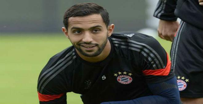 الاتحاد العربي يرشح بنعطية لجائزة أفضل لاعب