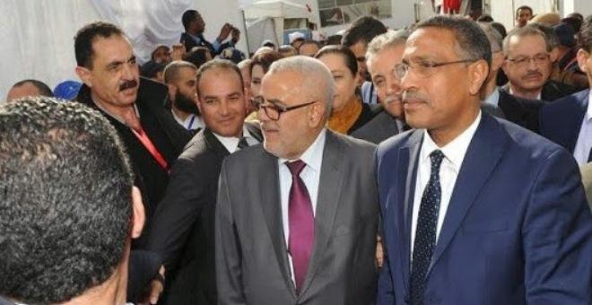 نقابيون ينتفضون  ضد تصور بنكيران لإصلاح ملف  التقاعد في المغرب