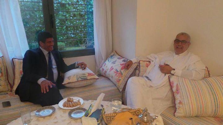 الملك يهنيء الرئيس التونسي بمنح الرباعي الراعي للحوار جائزة نوبل للسلام
