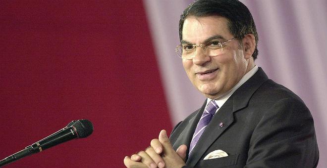 محكمة تونسية تقضي بسجن بن علي 10 سنوات