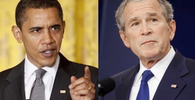دور مجلس الأمن القومي الأمريكي في السياسة الخارجية: دراسة مقارنة بين عهدي بوش وأوباما